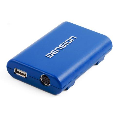 Автомобильный iPod USB Bluetooth адаптер Dension Gateway Lite BT для Honda Acura GBL3HB1