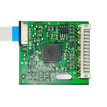 Мультифункциональный универсальный контроллер сенсорного стекла TSC 208IM - Краткое описание