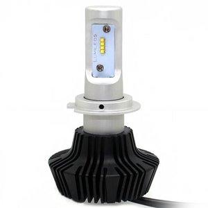 Набор светодиодного головного света UP 7HL H7W 4000Lm H7, 4000 лм, холодный белый