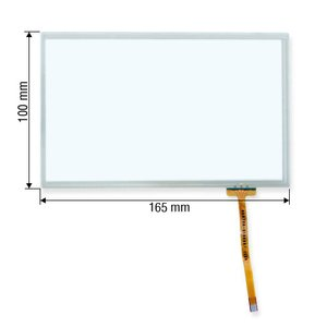 "7"" Resistive Touch Screen Panel"