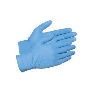Нитриловые перчатки размер L, 100 шт. упаковка