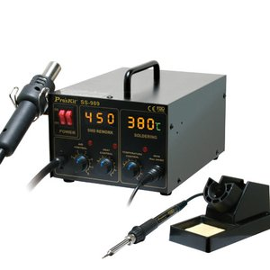 Hot Air Soldering Station Pro'sKit SS-989A (110 V)