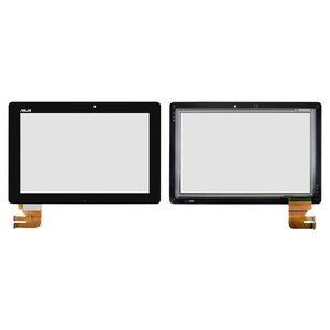 Touchscreen for Asus Eee Pad TF300, Eee Pad TF301 Tablets, (black, (version G03)) #69.10I21.G03