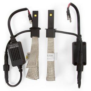 Car LED Headlamp Kit UP-5HL-H1W-PHI-2500Lm (H1, 2500 lm, cold white)