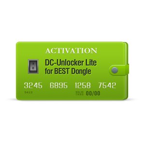 Activación DC-Unlocker Lite para BEST Dongle