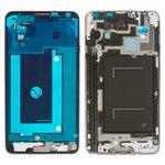 Marco de pantalla puede usarse con Samsung N900 Note 3, N9000 Note 3, gris