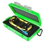 Bobina de compensación con cable para reflectómetro (OTDR) ORIENTEK FL-OTDR-BOX-MM05