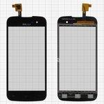 Сенсорний екран для BLU S330I Neo 4.5; Gigabyte GSmart Rey R3, чорний