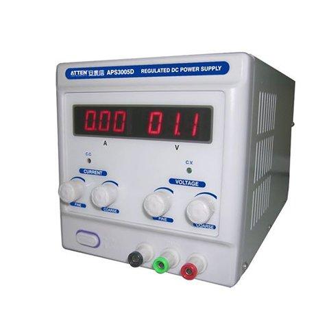 Регульований блок живлення 5 А, 30 В  ATTEN APS3005D