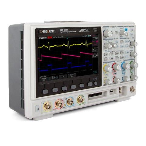 Цифровий осцилограф SIGLENT SDS2104