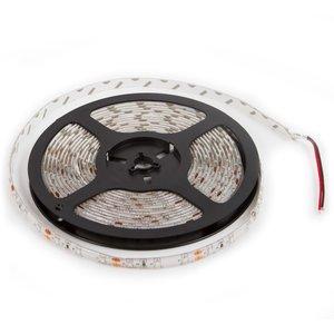 Світлодіодна стрічка, IP65, RGB, SMD 3528, без управління, 60 д/м, 1 м, жовта