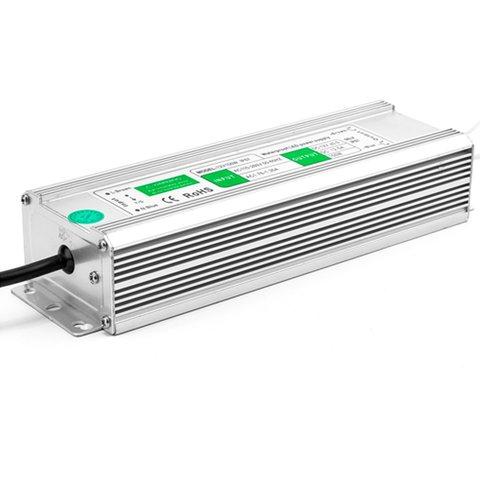 Блок живлення для світлодіодних стрічок 12 В, 12.5 A 150 Вт , 90 250 В, IP67