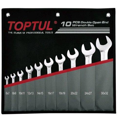Набір гайкових ключів TOPTUL GPCJ1001