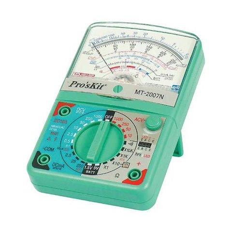 Analogue Multimeter Pro'sKit MT 2007N