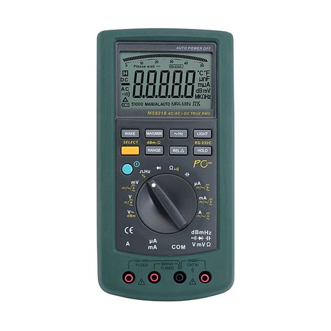 Digital Multimeter MASTECH MS8218